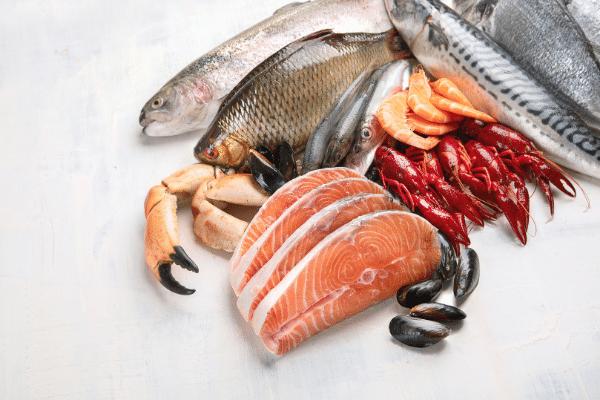 Kun je vis eten tijdens het Carnivoor Dieet?